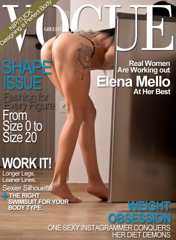elena mello instagram model mykonos