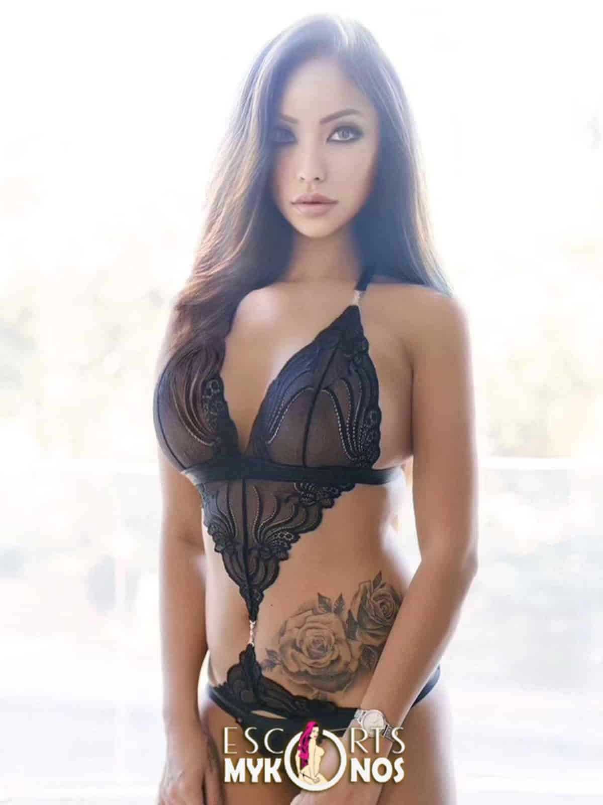 Asian Playmate Mykonos Angelina Gray