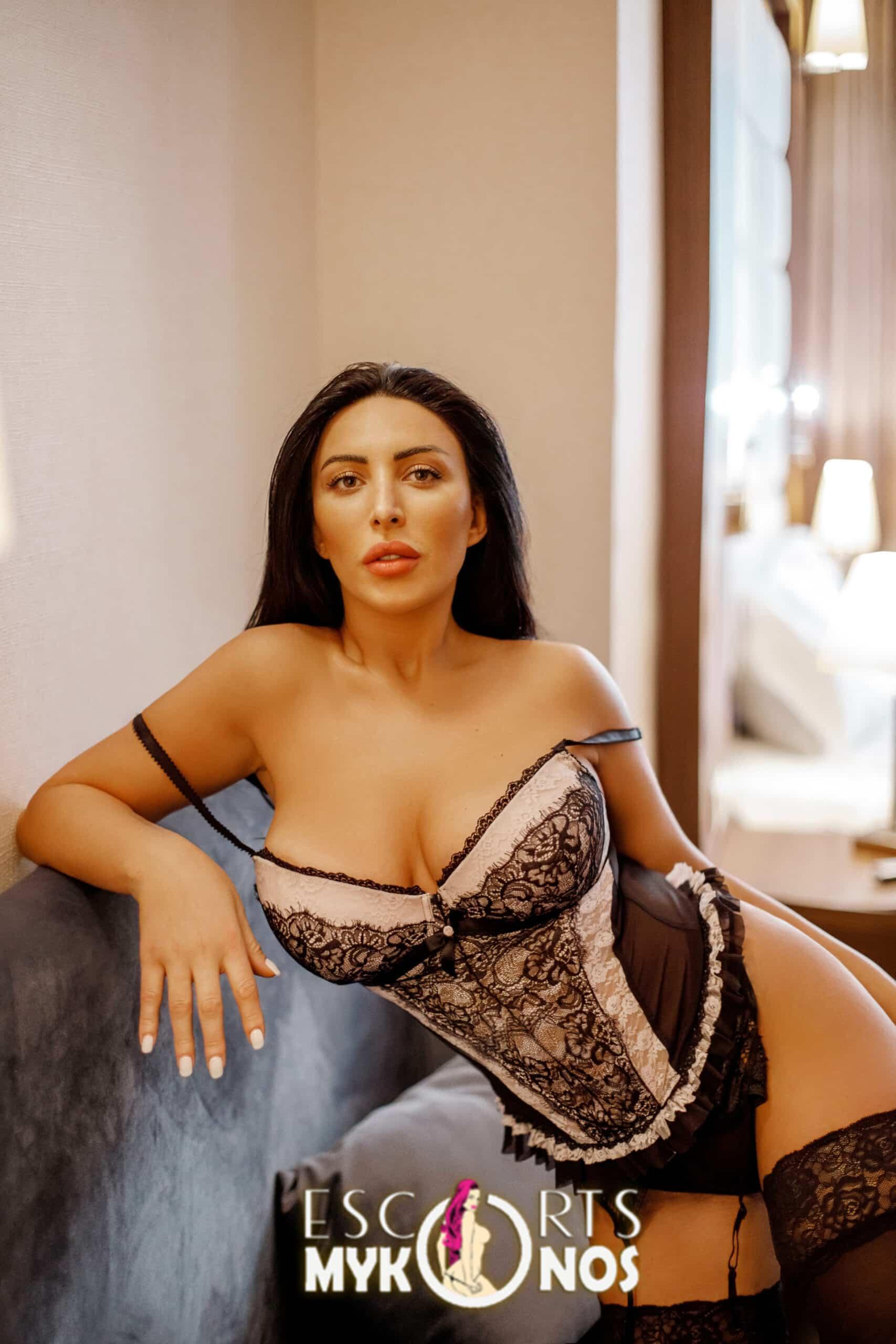 Irina Big boobs