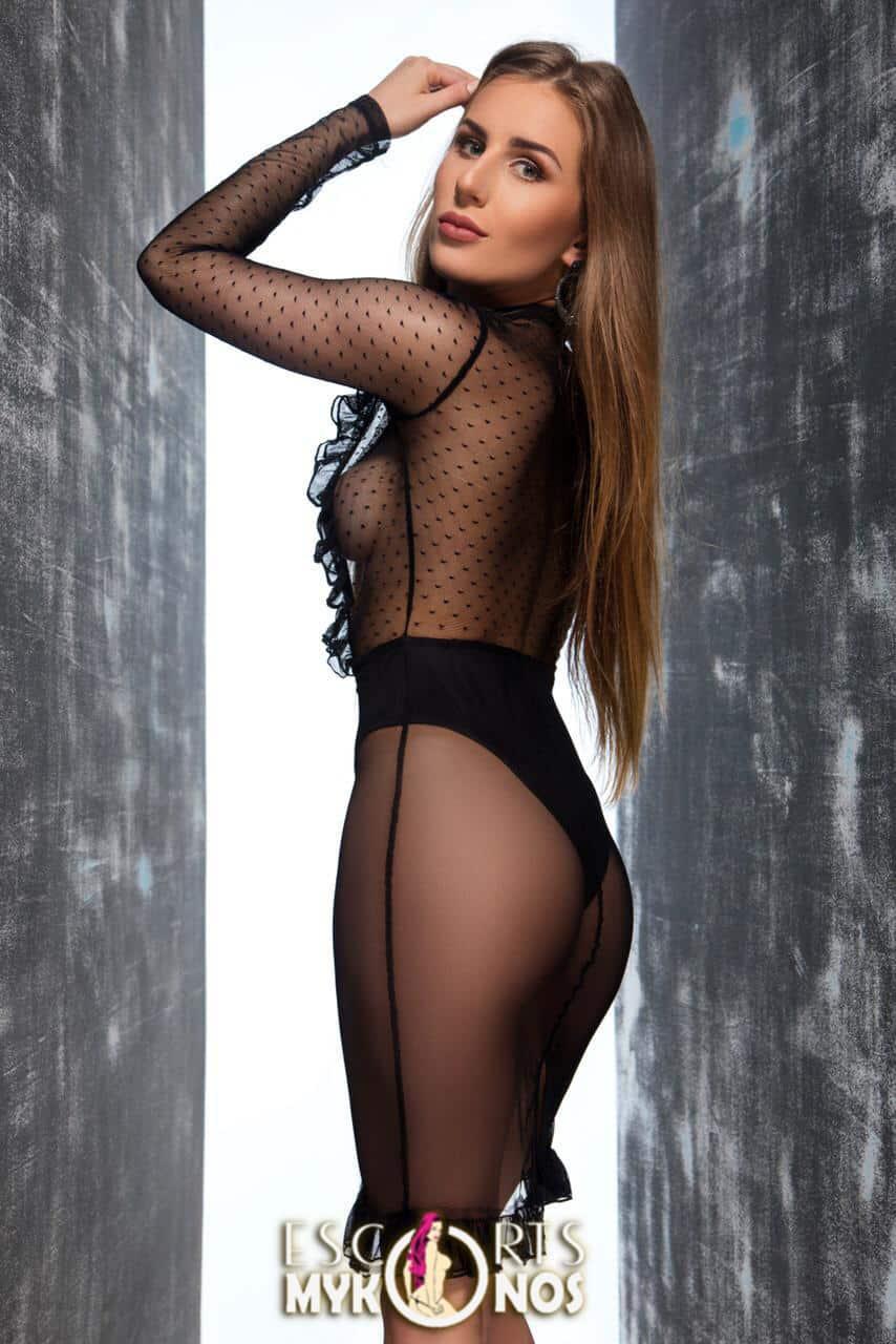 Michelle Leon - Escort