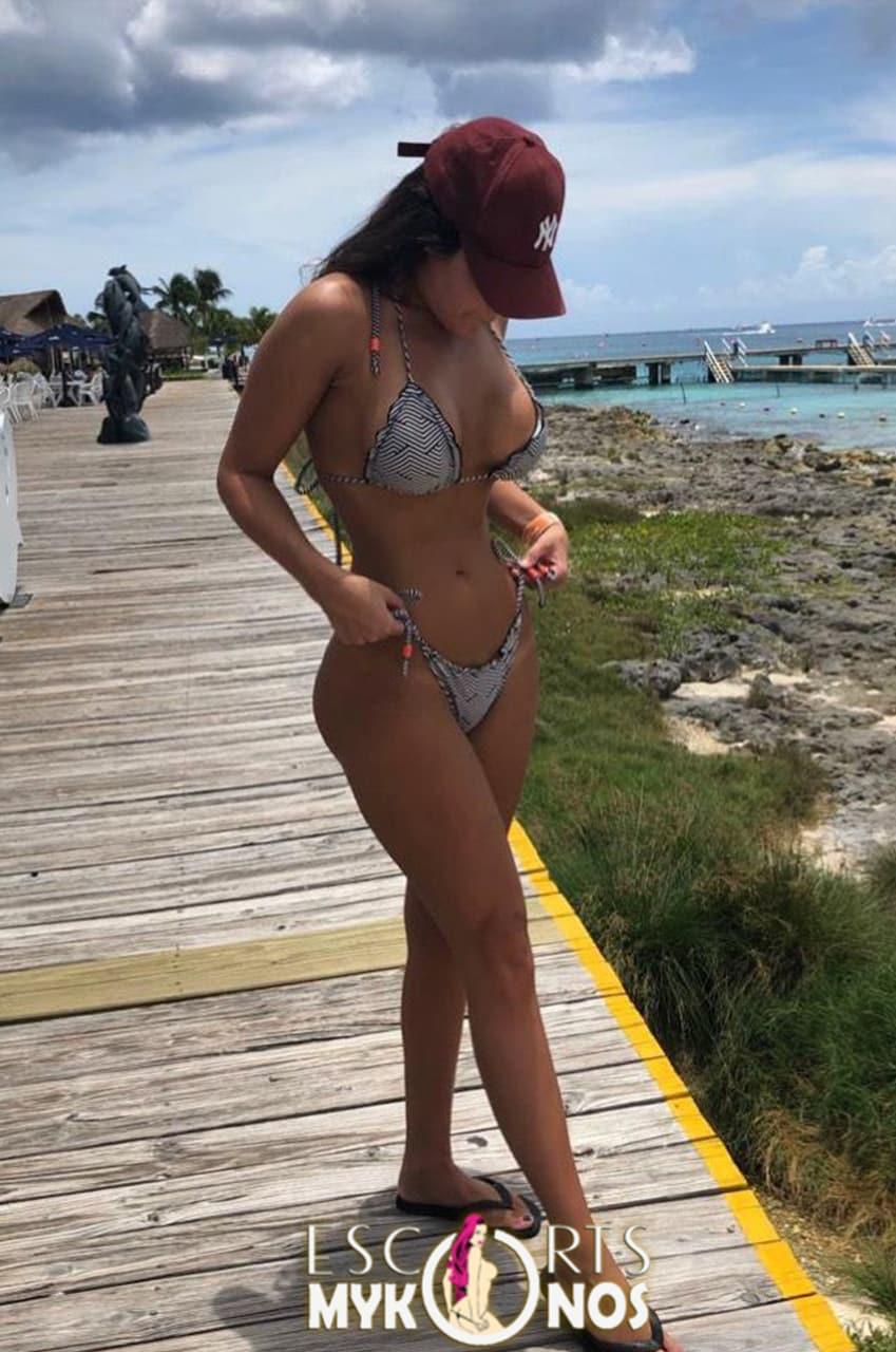 laura mercedes exclusive on escortsmykonos brazilian model escort