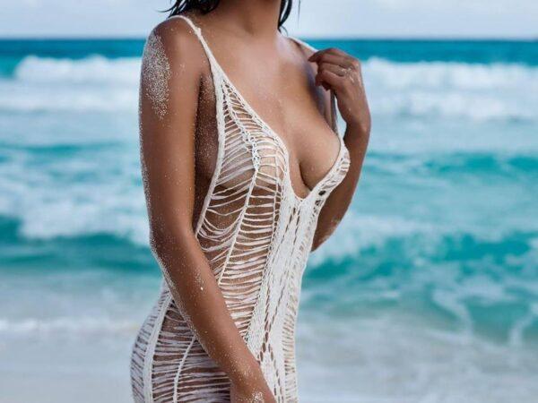 Liza Lohan- International Model Mykonos